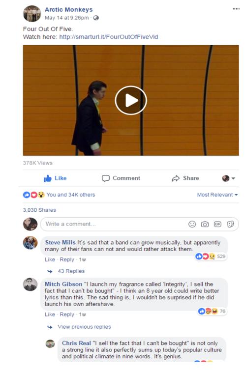 Facebook TBHC
